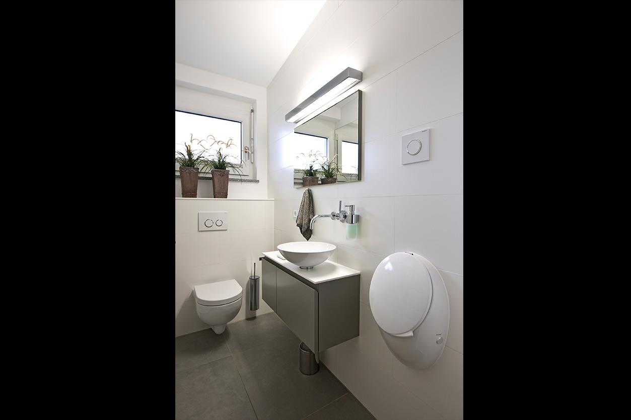 Bukoll Bäder und Wärme, Dießen am Ammersee, Referenzen, Familienbad, Gäste WC
